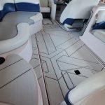 fractal pattern boat floor