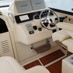 powerboat flooring and console