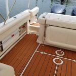 safest fishing boat decking