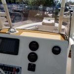 windshield on boat
