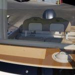 boat windshield