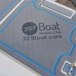 custom boat logo
