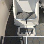 honeycomb boat deck