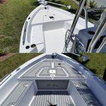 best custom boat flooring
