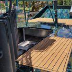 shock proof boat decking